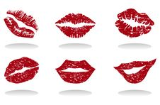 Free Lips Of The Girl Royalty Free Stock Photography - 16513157