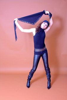 Free Fashion Model Stock Image - 16513431