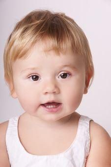 Free Baby-girl Stock Image - 16513761