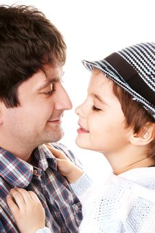 Free Father And Son Stock Images - 16513814