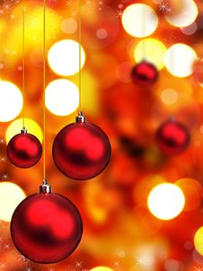 Free Christmas Background Stock Images - 16514184