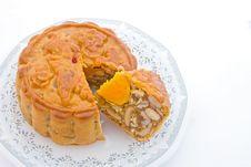 Free Chinese Moon Cake Stock Photo - 16515200