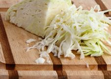 Free Green Cabbage Royalty Free Stock Image - 16516886