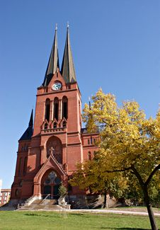 Free St. Mark S Church In Chemnitz, Germany Royalty Free Stock Photography - 16517217