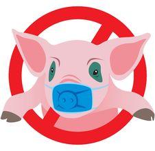 Free Pork Flu Stock Photography - 16517232