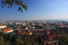 Free Prague Panorama Royalty Free Stock Images - 16517259