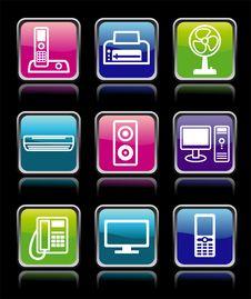 Free Office Technics Stock Photo - 16518470