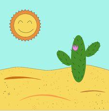 Free Cactus Stock Image - 16518731