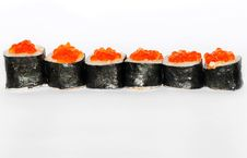 Free Sushi Royalty Free Stock Photography - 16519697