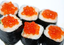 Free Sushi Royalty Free Stock Image - 16519716