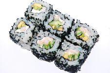 Free Sushi Stock Image - 16519741