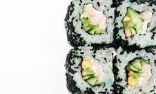 Free Sushi Royalty Free Stock Photos - 16519748