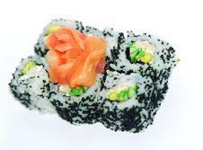 Free Sushi Royalty Free Stock Image - 16519766