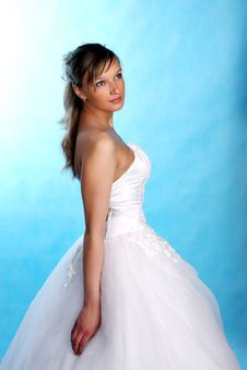 Free Bride Stock Image - 16519921