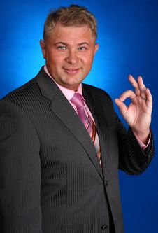 Free Businessman Stock Photos - 16520013