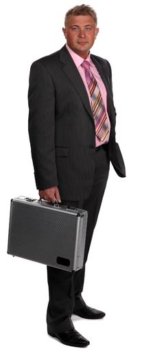 Free Businessman Royalty Free Stock Images - 16520019