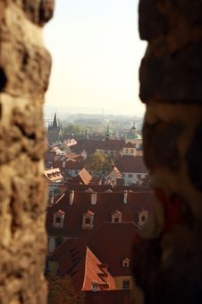 Free UNESCO - Town Cesky Krumlov Royalty Free Stock Photography - 16520027