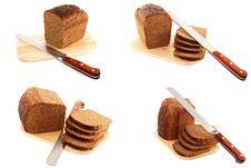 Free Sliced Bread Stock Photo - 16521380