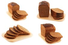 Free Rye Bread Stock Image - 16521491