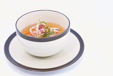 Free Squid Soup Stock Photos - 16521503