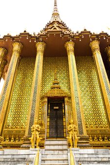 Free Thai Temple Church Royalty Free Stock Images - 16522129