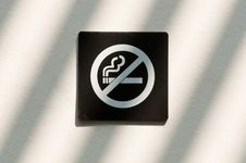 Free No Smoking Sign Royalty Free Stock Image - 16522186