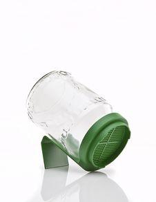 Free Germination Jar Royalty Free Stock Photo - 16522205