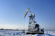 Free Oil Pump Stock Photo - 16522330