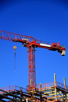 Free Crane Stock Photo - 16522650