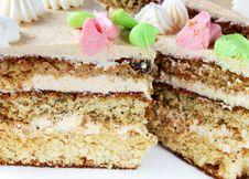 Free Fancy Cake Stock Photo - 16524320