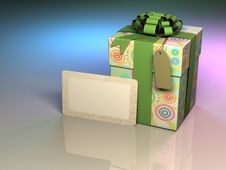 Free Colored Gift Boxes Stock Image - 16524781