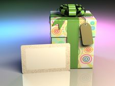 Free Colored Gift Boxes Royalty Free Stock Photo - 16524785
