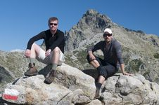 Free Hiking At Corsica Stock Images - 16524904