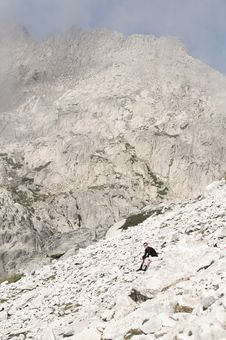 Free Hiking At Corsica Royalty Free Stock Photography - 16524927