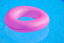 Free Floating Pink Royalty Free Stock Photo - 16525135