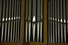 Free Organ Pipes Stock Image - 16525441