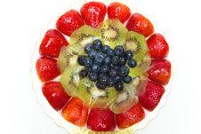 Free Fruit Cake Stock Photography - 16527662