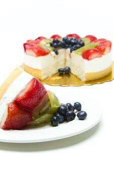 Free Fruit Cake Stock Image - 16527761