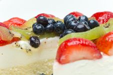 Free Fruit Cake Royalty Free Stock Photography - 16527777