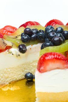 Free Fruit Cake Stock Image - 16527791