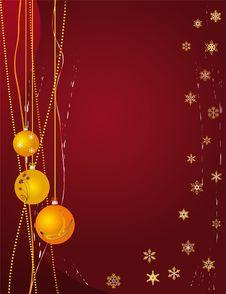 Free Christmas Background Stock Image - 16527831