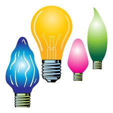 Free Bulbs Royalty Free Stock Photo - 16528005