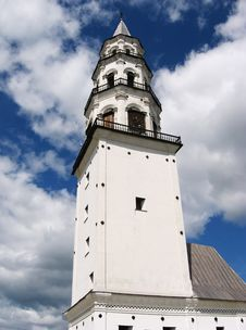 Free OLd Tower In Nevjansk, Russia Stock Photos - 16528533