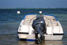 Free Motor Boat Stock Images - 16529664