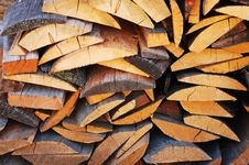 Free Wood Pile Stock Photo - 16529710
