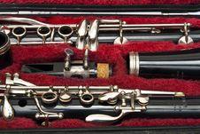 Free Clarinet Royalty Free Stock Image - 16529796
