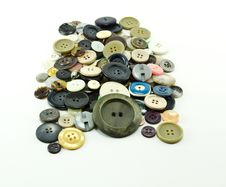 Free Buttons Stock Photography - 16529902