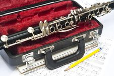 Free Clarinet Stock Images - 16530114