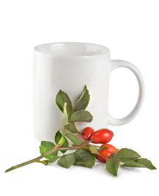 Free Rosehip Tea Royalty Free Stock Photo - 16530135