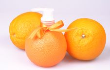 Free Liquid Soap Stock Photography - 16530142